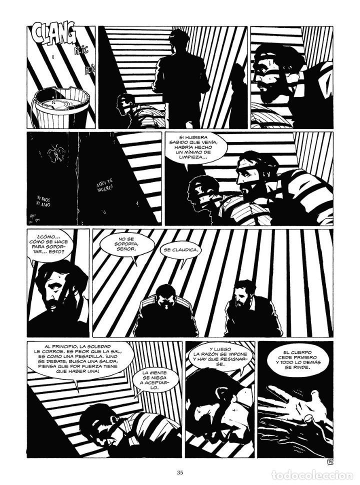 Cómics: Cómics. Convictos Integral - Fabien Bedouel/Pat Perna (Cartoné) - Foto 7 - 274921138