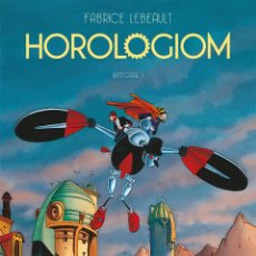 Cómics: CÓMICS. HOROLOGIOM INTEGRAL 1 - FABRICE LEBEAULT (CARTONÉ). Lote 274923773