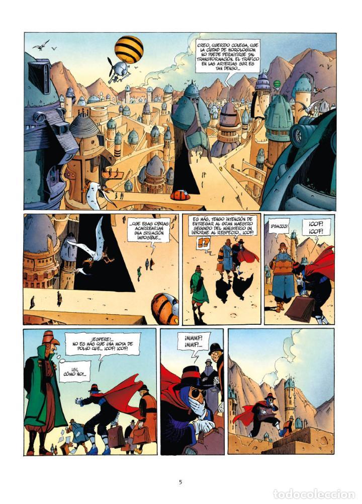 Cómics: Cómics. Horologiom Integral 1 - Fabrice Lebeault (Cartoné) - Foto 2 - 274923773