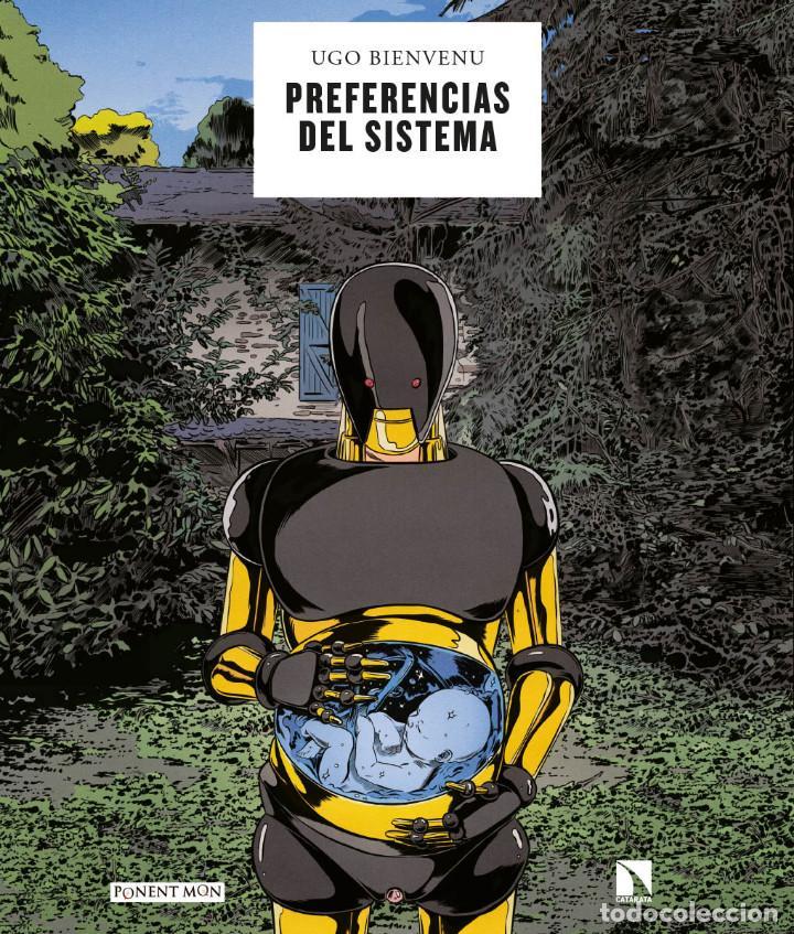 CÓMICS. PREFERENCIAS DEL SISTEMA - UGO BIENVENU (CARTONÉ) (Tebeos y Comics - Comics otras Editoriales Actuales)