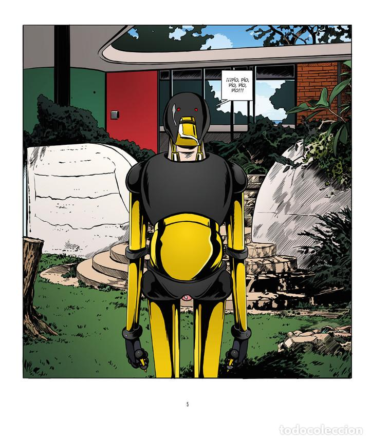 Cómics: Cómics. Preferencias del sistema - Ugo Bienvenu (Cartoné) - Foto 2 - 274925333