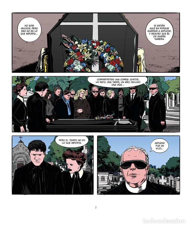 Cómics: Cómics. Preferencias del sistema - Ugo Bienvenu (Cartoné) - Foto 4 - 274925333