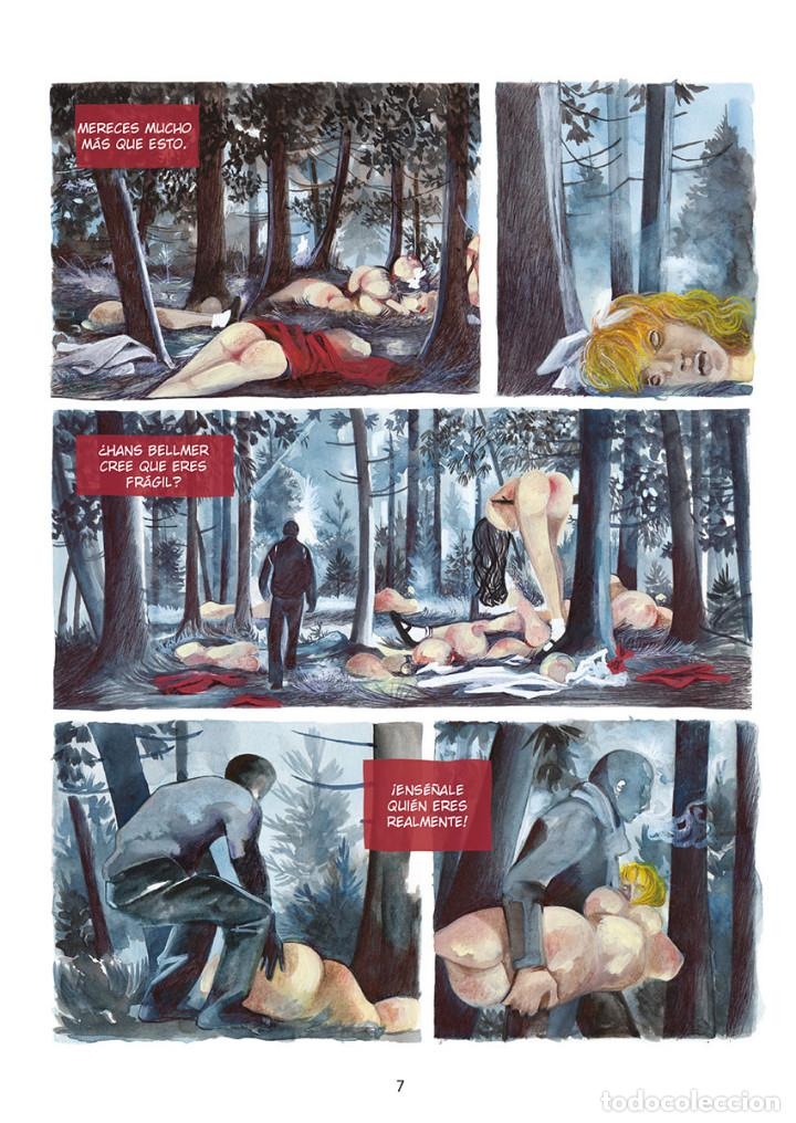 Cómics: Cómics. La traición de lo real - Céline Wagner (Cartoné) - Foto 3 - 274935968
