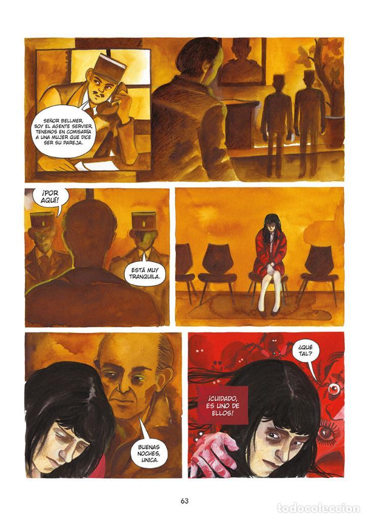 Cómics: Cómics. La traición de lo real - Céline Wagner (Cartoné) - Foto 5 - 274935968