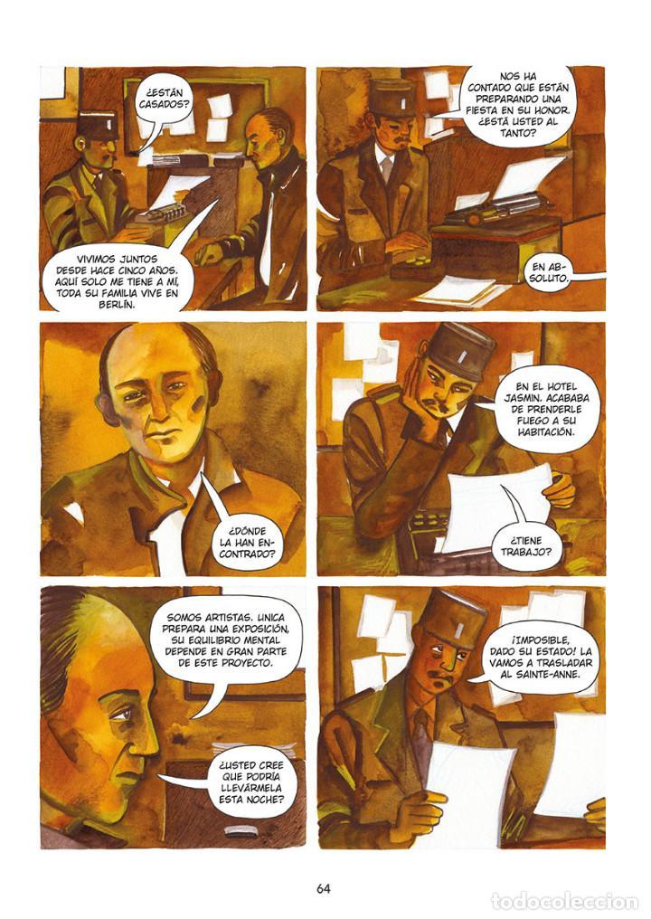 Cómics: Cómics. La traición de lo real - Céline Wagner (Cartoné) - Foto 6 - 274935968