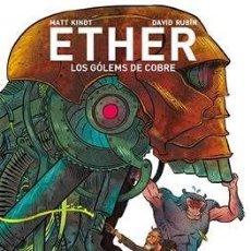 Cómics: ETHER COMPLETA 3 TOMOS - ASTIBERRI - DAVID RUBIN & MATT KINDT. Lote 275071098