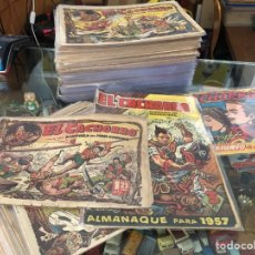 Fumetti: COLECCION COMPLETA SUELTA EL CACHORRO IRANZO CON ALMANAQUE ORIGINAL EDITORIAL BRUGUERA VER FOTOS. Lote 275214713