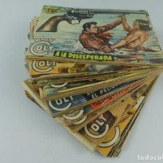 Cómics: COLECCIÓN COMICS DE MENDOZA COLT DE 81 UND. Lote 275385348