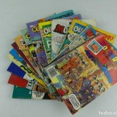 Cómics: COLECCION LOTE DE 14 COMICS COLECCIÓN OLE OTRAS EDICIONES MORTADELO. Lote 275443203