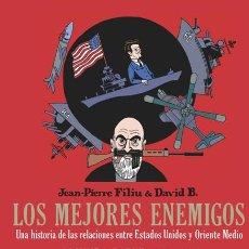 Fumetti: LOS MEJORES ENEMIGOS. SEGUNDA PARTE 1953/1984 DAVID B. / JEAN-PIERRE FILIU NORMA. Lote 275469323