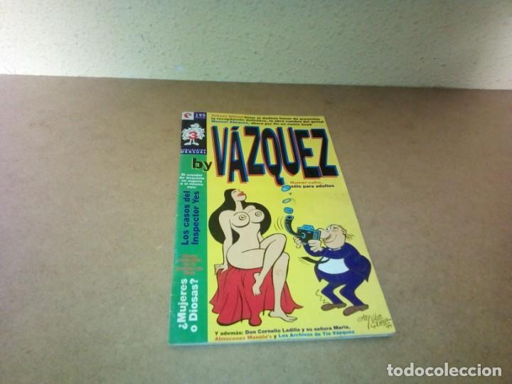 COMIC VAZQUEZ (Tebeos y Comics Pendientes de Clasificar)