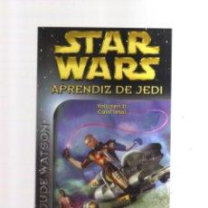 Cómics: STA WARS APRENDIZ DE JEDI VOLUMEN 11 CAZA LETAL. Lote 275679078