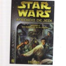 Cómics: STA WARS APRENDIZ DE JEDI VOLUMEN 5 LOS DESFENSORES DE LOS MUERTOS. Lote 275680738