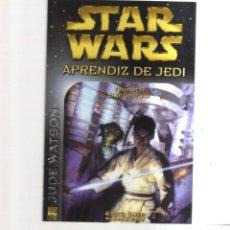 Cómics: STA WARS APRENDIZ DE JEDI VOLUMEN 10 EL FIN DE LA PAZ. Lote 275681583