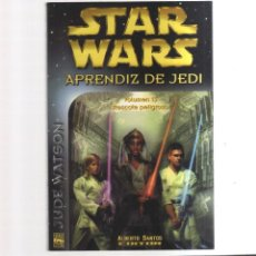 Cómics: STA WARS APRENDIZ DE JEDI VOLUMEN 13 RESCATE PELIGROSO. Lote 275681988
