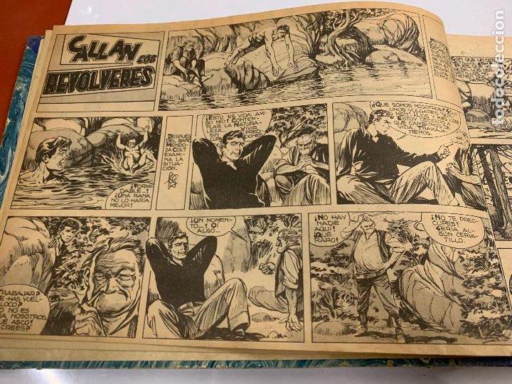 Cómics: Tomo 20 ejemplares originales MENDOZA COLT. 1958. Del 44 al 63. EDICOLOR. Excelente estado. Original - Foto 21 - 275734478