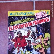 Cómics: EL FANTASMA DE MURDOCK TEBEOTECA FUERA BORDA Nº1 SARPE 1984. Lote 275947088
