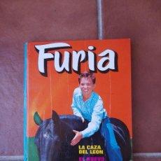 Cómics: FURIA - LA CAZA DEL LEÓN - EL NUEVO AYUDANTE - AÑO 1973. Lote 275950558