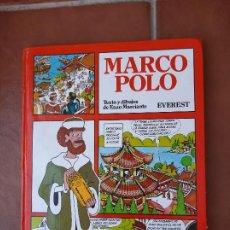 Cómics: MARCO POLO /EVEREST 1982. Lote 275954698