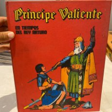 Cómics: EL PRINCIPE VALIENTE. EN TIEMPOS DEL REY ARTURO. HAROLD FOSTER. TOMO 1. BURULAN. Lote 276009613
