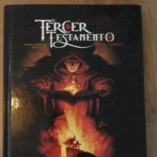 Fumetti: EL TERCER TESTAMENTO - CÓMIC BD (XAVIER DORISON) CÓMIC. Lote 276388823