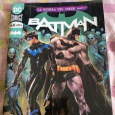 Cómics: BATMAN 109/54. Lote 276475398