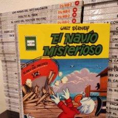 Fumetti: COLECCIÓN DUMBO -SALVAT 2012, DISNEY- 57 PRIMEROS TOMOS, 1 AL 57, TAPA DURA, PERFECTOS. Lote 276556718