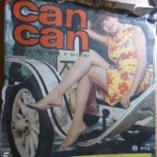 Cómics: CAN CAN Nº 194. Lote 276614308