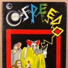 Cómics: SPEEDO N° 2 (AMSTERDAM 1977). HISTÓRICO FANZINE CÓMICS. VV.AA.: JAN TALENT, RA, THEO BOGART,…. Lote 276697453