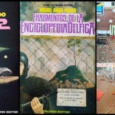 Cómics: MIGUELANXO PRADO (LOTE DE 3 ÁLBUMS). Lote 276742123