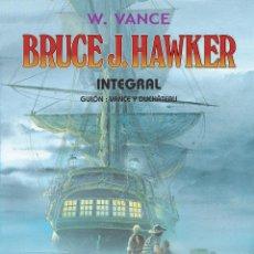 Cómics: CÓMICS. BRUCE J. HAWKER INTEGRAL - VANCE/DUCHATEAU (CARTONÉ). Lote 276909133