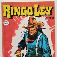 Cómics: RINGO LEY Nº 33 - EDICIONES ALONSO 1979. Lote 276925758