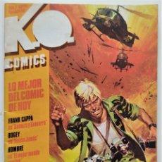 Cómics: K.O. CIMICS Nº 2 - EDICIONES METROPOL 1983. Lote 276926938