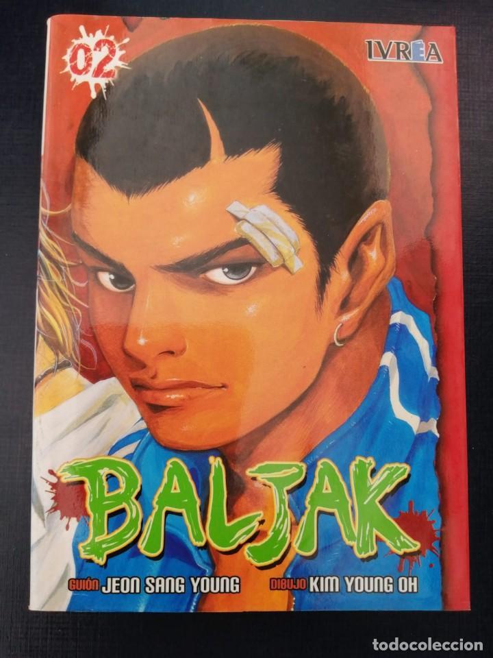 BALJAK 2 (Tebeos y Comics Pendientes de Clasificar)