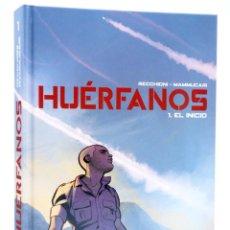 Cómics: HUÉRFANOS 1. EL INICIO (RECCHIONI / MAMMUCARI) SPACEMAN BOOKS, 2015. OFRT ANTES 35E. Lote 276984508