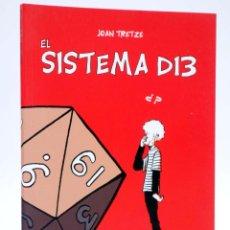 Cómics: EL SISTEMA D13 (JOAN TRETZE) HOLOCUBIERTA, 2014. OFRT ANTES 13E. Lote 276984513