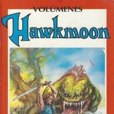 Cómics: HAWKMOON - RETAPADO 3 - NºS 9 AL 12- MUY BUEN ESTADO !!. Lote 276997223