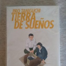 Cómics: TIERRA DE SUEÑOS. JIRO TANIGUCHI. PONENT MON. RÚSTICA.. Lote 276998298