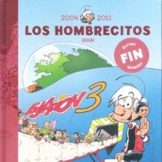 Cómics: LOS HOMBRECITOS 15 2004-2011 SERON. Lote 277001558