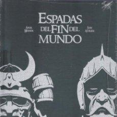 Cómics: ESPADAS DEL FIN DEL MUNDO 3º ED.. Lote 277004038