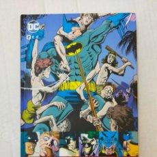 Cómics: BATMAN. EL ÚLTIMO ARKHAM. BREYFOGLE, GRANT, MILLIGAN, O´NEIL, SPROUSE, APARO. ECC. Lote 277049543