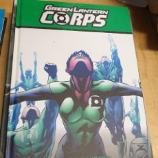 Cómics: GREEN LANTERN CORPS VOL. 2 SER UN LANTERN DAVE GIBBONS PATRICK GLEASON ECC AÑO 2020 COMO NUEVO. Lote 277053613