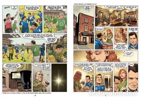 Cómics: Cómics. Croke Park - Sylvain Gâche - Foto 4 - 277054978