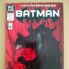 Cómics: BATMAN N°273: CATACLISMO PRÓLOGO, POR DIXON Y APARO (GRUPO EDITORIAL VID, 1998).. Lote 277056348