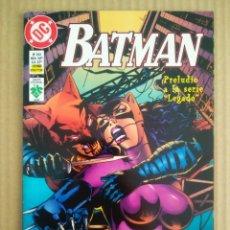 Cómics: BATMAN N°253: PRELUDIO A LA SERIE LEGADO, POR DIXON Y BALENT (GRUPO EDITORIAL VID, 1998).. Lote 277056418