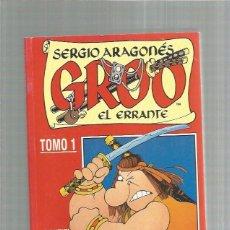 Cómics: GROO EL ERRANTE TOMO 1. Lote 277075353