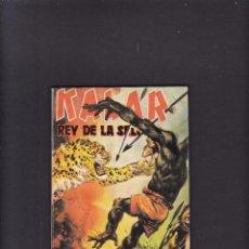 Cómics: KALAR REY DE LA SELVA - Nº 37 - UN VIAJE PELIGROSO - PRODUCCIONES EDITORIALES 1980. Lote 277083013