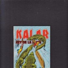 Cómics: KALAR REY DE LA SELVA - Nº 45 - PULGARCITO - PRODUCCIONES EDITORIALES 1981. Lote 277083253