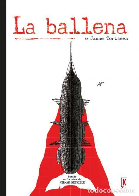 CÓMICS. LA BALLENA - JANNE TORISEVA (Tebeos y Comics - Comics otras Editoriales Actuales)