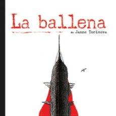 Cómics: CÓMICS. LA BALLENA - JANNE TORISEVA. Lote 277088293